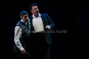 Carlos Alvarez as Don Giovanni and David Menendez as Leporello