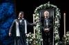 Carlos Alvarez as Don Giovanni and Pavel Daniluk as El Comendador