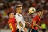 U21 Spain vs Germany soccer match